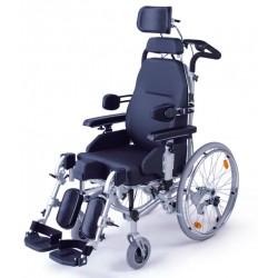 Silla de ruedas basculante Relax Serena