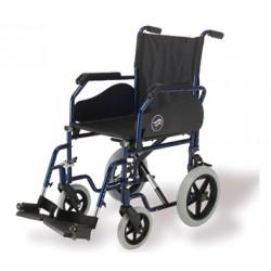 silla de ruedas de acero plegable Breezy 90