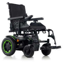 Silla de ruedas eléctica Q200 R