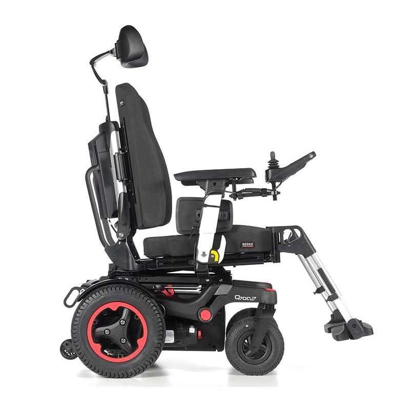 Silla de ruedas eléctrica Q700