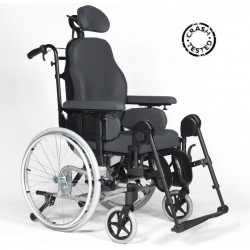 Silla de ruedas Breezy RelaX 2