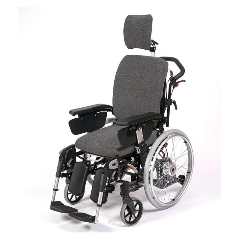 Silla de ruedas basculante Cirrus G5