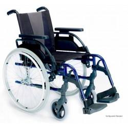 Breezy style / Silla de ruedas de aluminio autopropulsable