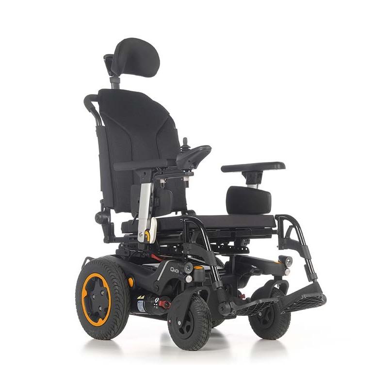 Silla de ruedas eléctrica Q400R