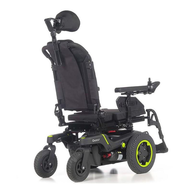 Silla de ruedas eléctrica Q400F