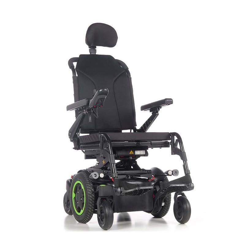Silla de ruedas eléctrica Q400M