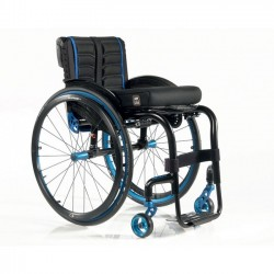 Silla de ruedas Quickie Helium Pro