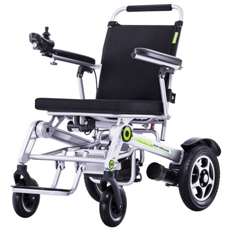 Silla de ruedas eléctrica H3S