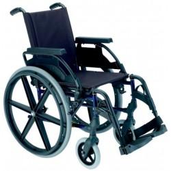 Silla de ruedas Breezy Premium con Cojín Antiescaras