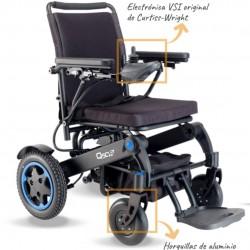 Silla de ruedas plegable Q50R