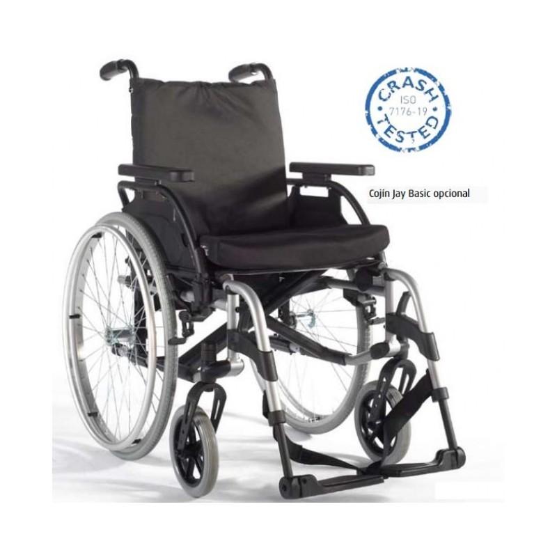 Silla de ruedas BasiX 2