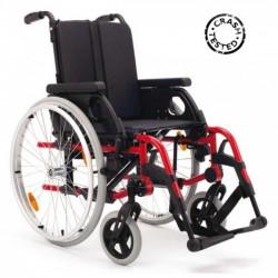 Silla de ruedas Breezy RubiX2