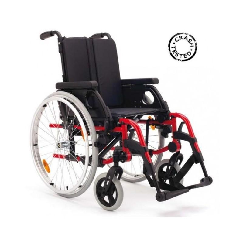 Silla de ruedas Breezy RubiX