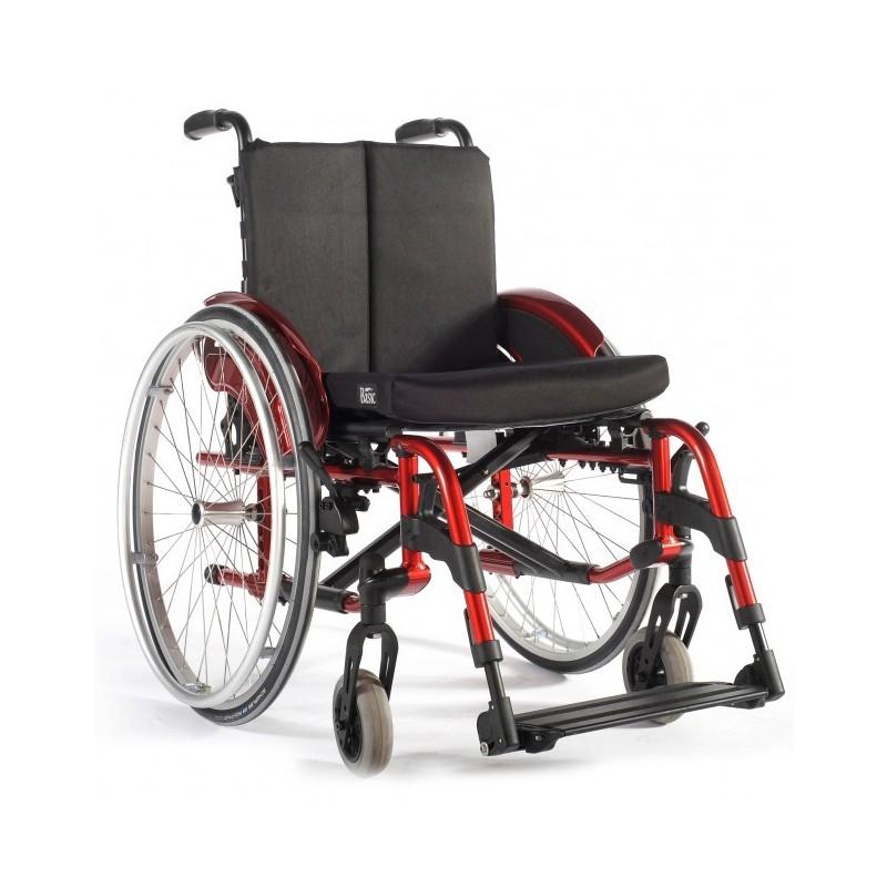 Silla de ruedas Quickie HeliX 2