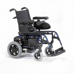 Silla de ruedas eléctrica plegable F35 R2 ortoeco