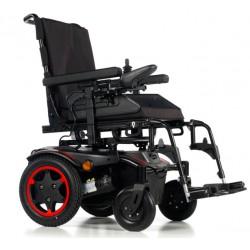 Silla de ruedas eléctrica compacta Quickie Q100R