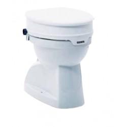 Alza WC con tapadera