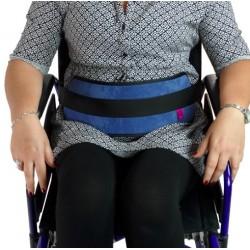 Cinturón abdominal acolchado silla 15cm