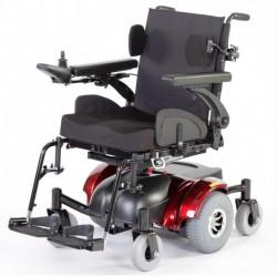Silla de ruedas electrónica para interiores Quickie Hula