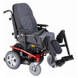 Silla de ruedas eléctrica Bora Plus